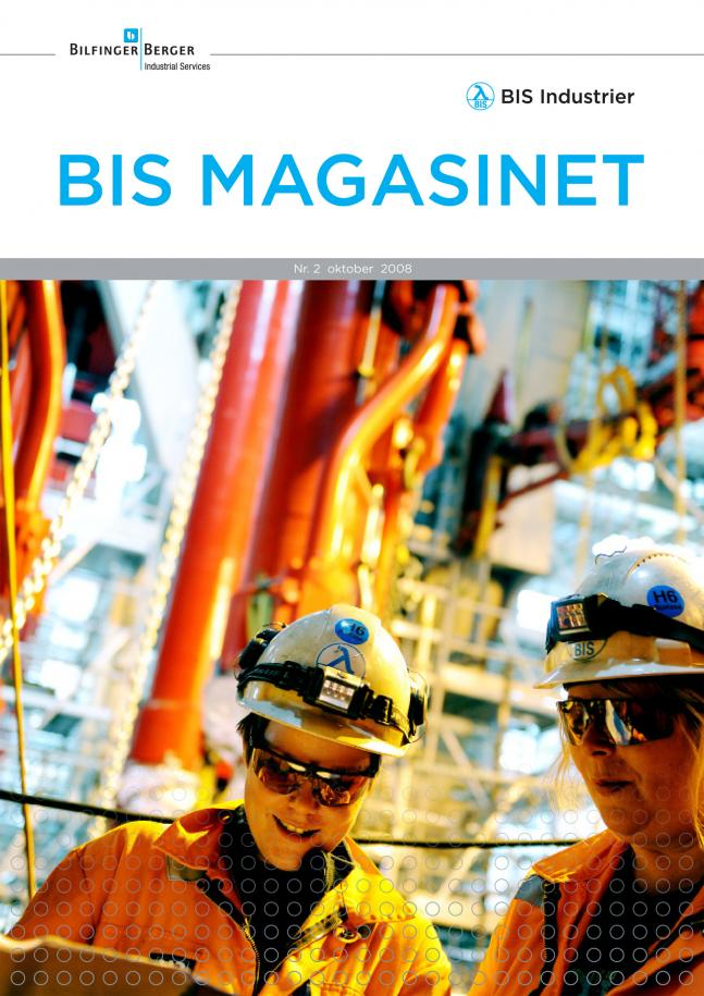BIS magasinet oktober 2008